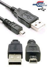 USB Battery Charger Data Cable Sony DSC-W710 DSC-W730 DSC-W800 DSC-W810 DSC-W830