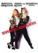 Desperately Seeking Susan (DVD, 2014)