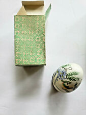 Vintage Hand Painted Eggs Signed Asian Japanese Chinese - Beautiful in Boxes