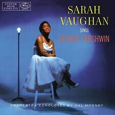 Sarah Vaughan - Sings George Gershwin [New Vinyl LP]
