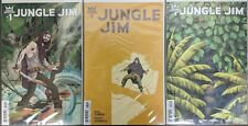 [Dynamite] Jungle Jim #1, #3-4