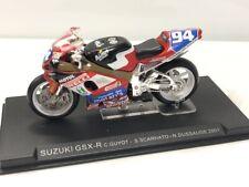 Suzuki Gsx-R Guyot Scarnato Dussauge 2001 1/24 n32+F Big/Large Bikes Comp