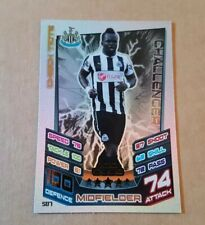 Match Attax Premier League 2012/2013 Cheick Tiote Newcastle 100 Hundred Club