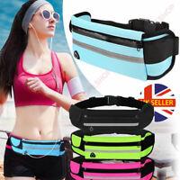 Jogging Running Cycling Outdoor/Gym Bum Bag Casual Waist Belt Pouch Sports Phone