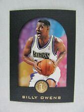 Billy Owens Sacramento Kings 1996 Skybox Basketball Card 71