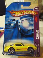 Hot Wheels Camaro Z28 Camaro Yellow