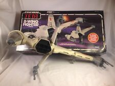 Kenner B-WING FIGHTER-Box-Instructions-Complete-STAR WARS~#71370
