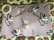 New Ipsy April 2020 Glam Bag (Bag Only) Floral Lavender