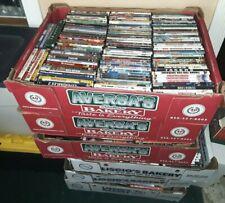 500+ DVD's Movies Wholesale Bulk Lot - Popular Titles