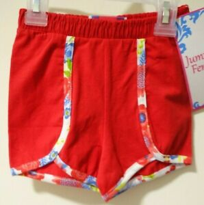 New Rare Editions Jumping Fences Shorts Girl's Size 18 Month