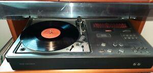 Wega Studio 3230 - Receiver mit Plattenspieler Retro Hifi