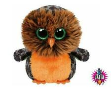 Ty Beanie Buddies Halloween Midnight The Owl Soft Toy With Tags