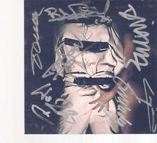 AFROMENTAL - MANTAL HOUSE SIGNED AUTOGRAF TOP RARE OOP POLISH ONLY RELEASE CD