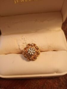Ladies diamond rings size 7