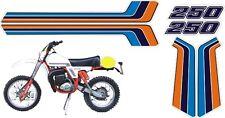 KTM GS 250 1981 - adesivi/adhesives/stickers/decal