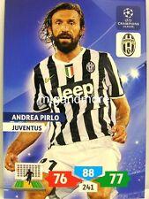 Adrenalyn XL Champions League 13/14 - Andrea Pirlo - Juventus