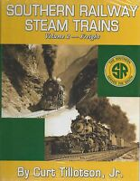 SOUTHERN RAILWAY STEAM Trains, Vol. 2, FREIGHT: 1930s to end of steam era -- NEW