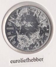 NEDERLAND     Vincent van Gogh  5 Euro zilver  2003 UNC