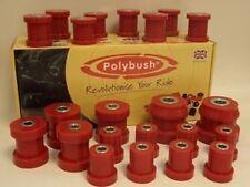 Available to Order Polybush Kit 116 Honda S2000 1999-2003 Full Kit