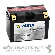 VARTA Powersports AGM Batteria Moto 12v 11ah ttz14s-bs ttz14s-4 511902