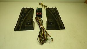 American Flyer #720A Remote Control Switches with original box