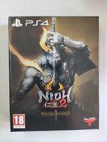 Nioh 2 Edición Especial - PS4 - De segunda mano