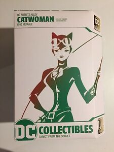 DC Collectibles~Artists Alley~ Catwoman~ Holiday Variant ~Sho Murase ~New/Sealed