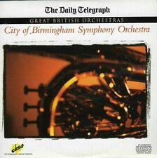 GREAT BRITISH ORCHESTRAS – CITY OF BIRMINGHAM SYMPHONY ORCHESTRA: PROMO CD (2006