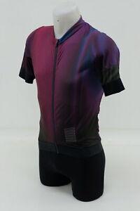 Rapha Pro Team Cycling Jersey Men's Size Medium Polyester/Elastane (Purple)