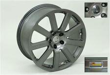 MTM Bimoto Felge 8,5x19 ET 50 45 35 Titanium Grau 5x112 57,1 Audi VW Alufelge