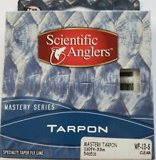 Scientific Anglers Mastery Tarpon Wf13S Fly Line, New!