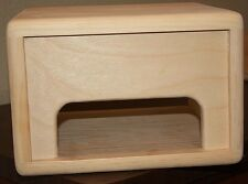rawcabs dovetail joint pine head cabinet for 5f1 chassis