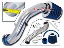 BCP BLUE 2002 2003 2004 2005 2006 RSX Type S 2.0L L4 Racing Air Intake + Filter