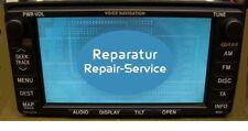 Reparatur TOYOTA DVD Navigation von AISIN - Lesefehler Laufwerk