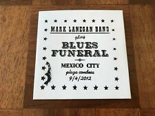 Mark Lanegan live cd Queens of The Stone Age Kyuss Fu Manchu Pink Floyd