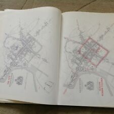 GLOUCESTER Large Maps, Plans And Narrative 1800 And Before