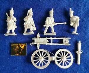 Warlord Games Napoleonico Francese Artiglieria - 28mm