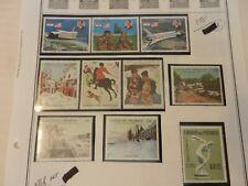 Lot of 15 Paraguay Stamps, 1981 Shuttle, Art U.N. / Paraguay Flag