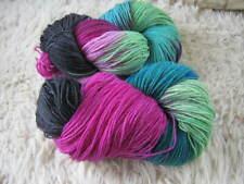 150g Sockenwolle handgefärbt  6 fach Nr 22
