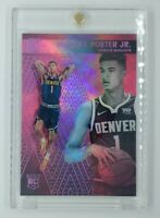 2018-19 Panini Chronicles Essentials Pink Michael Porter Jr. Rookie RC #230