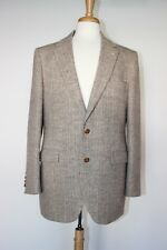 Harris Tweed Men's Blazer Sport Coat Scottish Wool Suit Jacket
