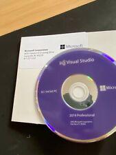 2019 visual studio