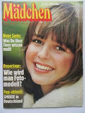 Mädchen Nr 50/1977, Tam Paton, Smokie, Udo Lindenberg, Kenny,