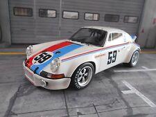 PORSCHE 911 RS Racing Brumos #59 24 Daytona Winner Gregg Haywoo GT SPIRIT 1:18