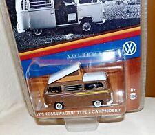 Greenlight Volkswagen type two camper mobile Volkswagen bus Westfalia camper
