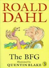 The BFG (Puffin Books) By Roald Dahl, Quentin Blake