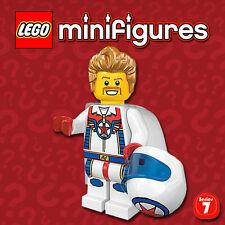 LEGO Minifigures #8831 - Série 7 - Dardevil / Cascadeur - NEW / NEUF - Sealed
