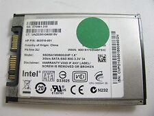 "HP 597826-001 80GB 1.8"" Laptop Internal SATA Solid State Hard Drive SSD"