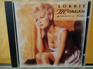 LORRIE MORGAN - Greatest Hits -  CD 1995 Canada