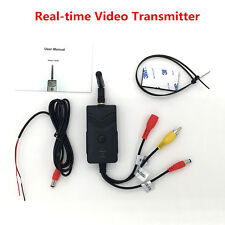 Realtime Wifi Wireless Video Car Parking Camera Transmitter For iPhone Android